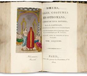 CASTELLAN, Antoine-Laurent (1772-1838) Mœurs, usages, costum