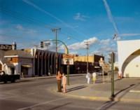 Broad Street, Regina, Saskatchewan, 1974
