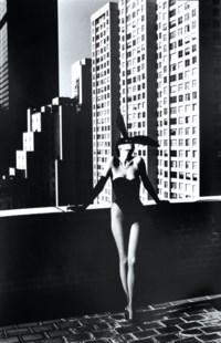 """Elsa Peretti as a Bunny"", Costume by Halston, New York, 1975"