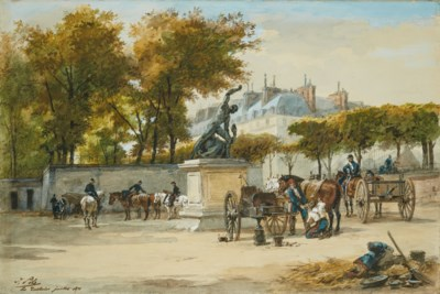 ISIDORE-ALEXANDRE-AUGUSTIN PIL