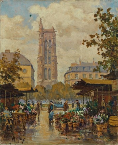 HENRY MALFROY (MARTIGUES 1895-