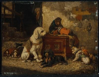 VINCENT DE VOS (KORTRIJK 1829-
