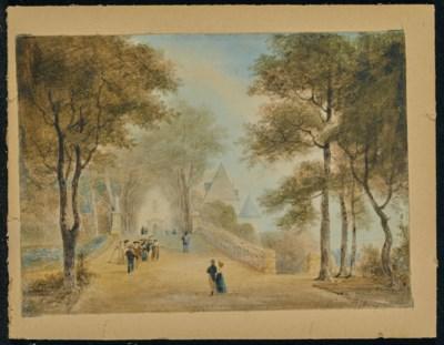 EUGÈNE CICÉRI (PARIS 1813-1890