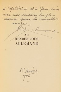 ÉLUARD, Paul (1895-1952)