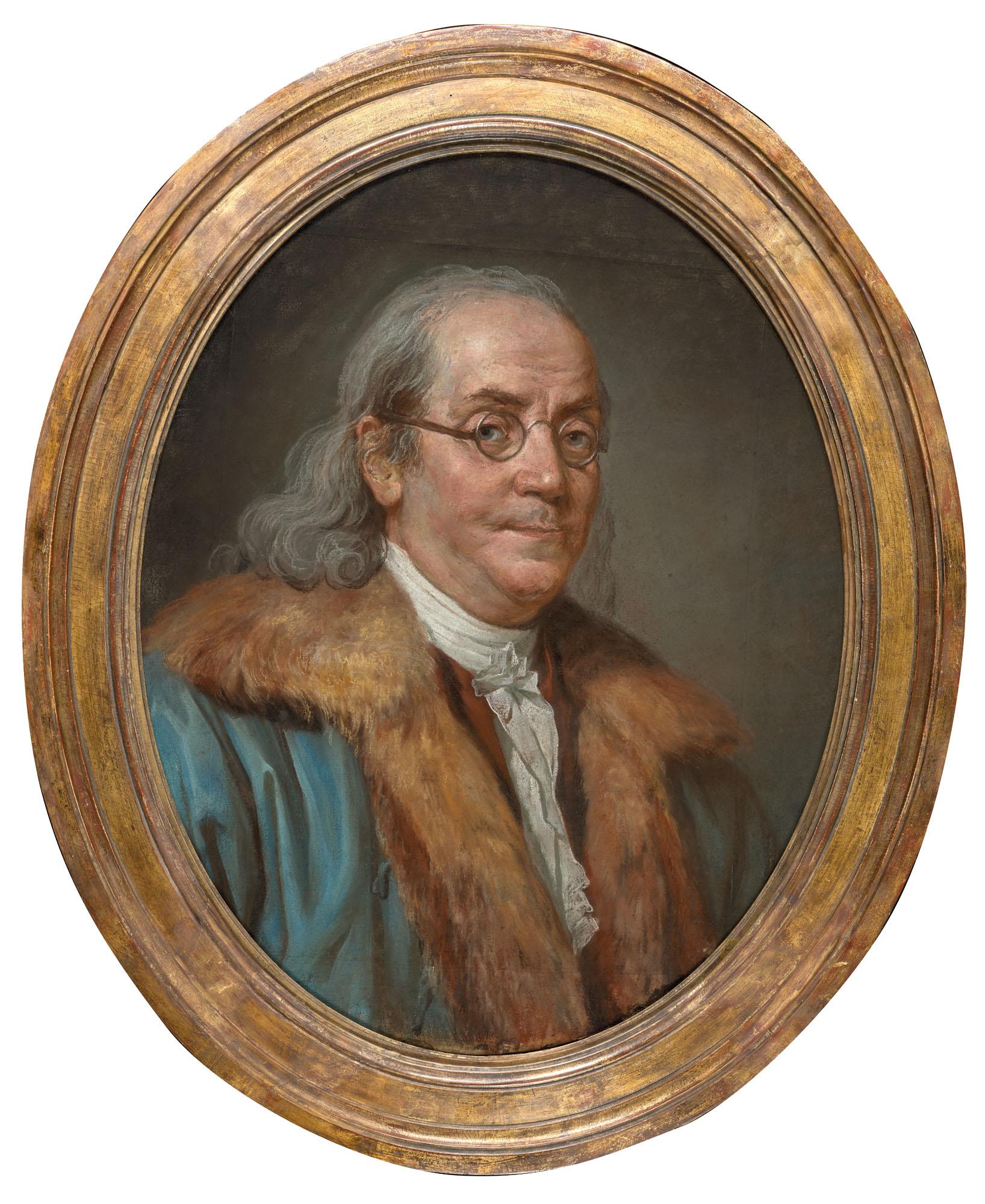 JOSEPH DUCREUX (NANCY 1735-1802 PARIS)