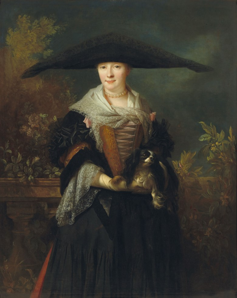 Nicolas de Largillière (1656-1746), La Belle Strasbourgeoise. Oil on canvas. 131.5 x 105.5 cm (51¾ x 41½ in). Estimate €600,000-1,000,000. Offered in Commander Paul-Louis Weiller, Captain of industry, protector of the arts on 15 September 2020 at Christie's in Paris