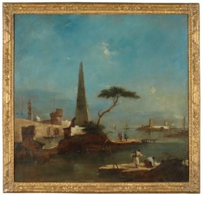 FRANCESCO GUARDI (VENISE 1712-