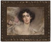 Portrait d'Ella de Wolfe, dite 'Elsie', plus tard Lady Mendl (1865-1950)