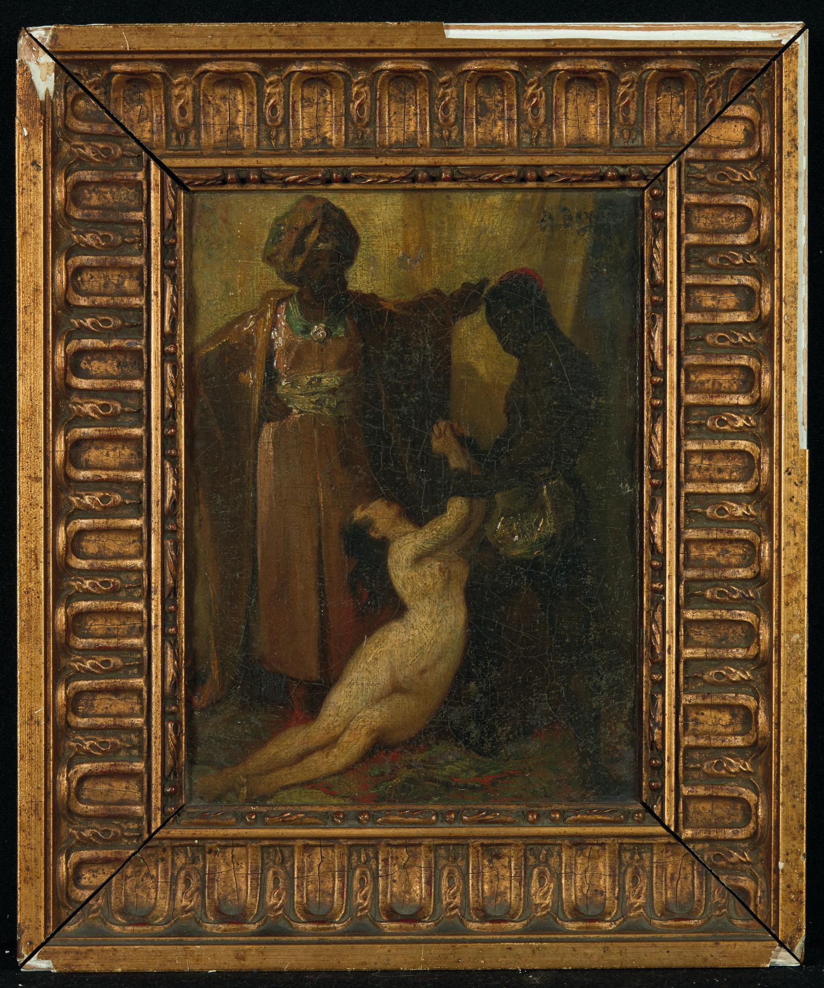 PIERRE-MARIE BEYLE (LYON 1838-1902 CHENNEVIÈRES-SUR-MARNE)