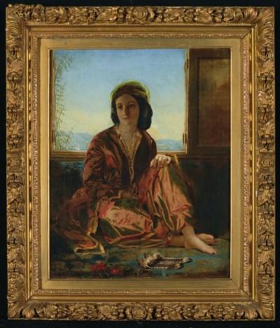JERRY BARRETT (1814-1906)