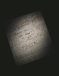 Autograph manuscript, [Cambridge, c. May-July 1694], revisions to three sections of the first edition of the Philosophiae naturalis principia mathematica, a heavily corrected draft with three additional notes by the Scottish mathematician and astronomer David Gregory.