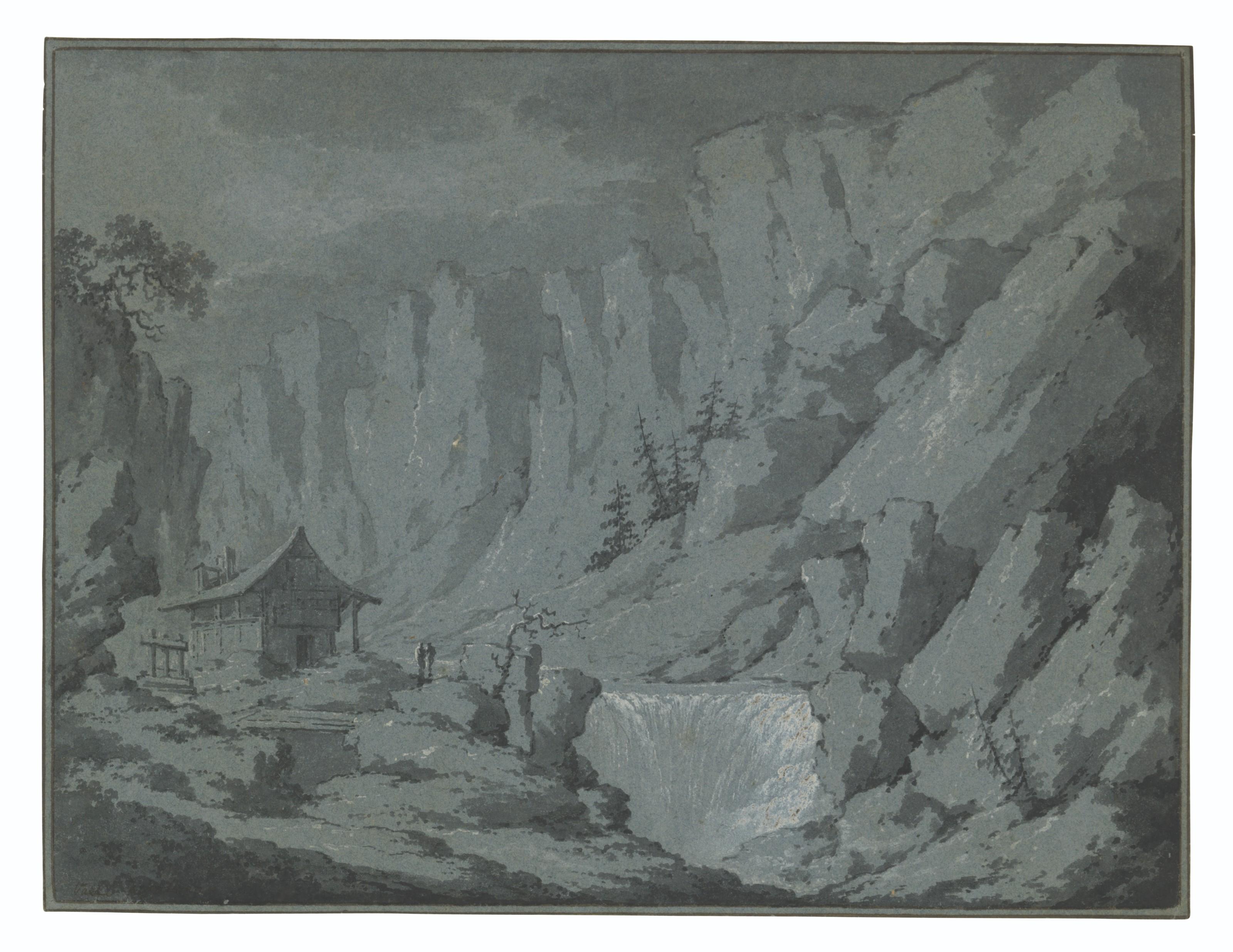 CLAUDE-LOUIS CHÂTELET (PARIS 1753-1795)