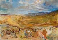 Exodus (Col de Sfa bei Biskra)