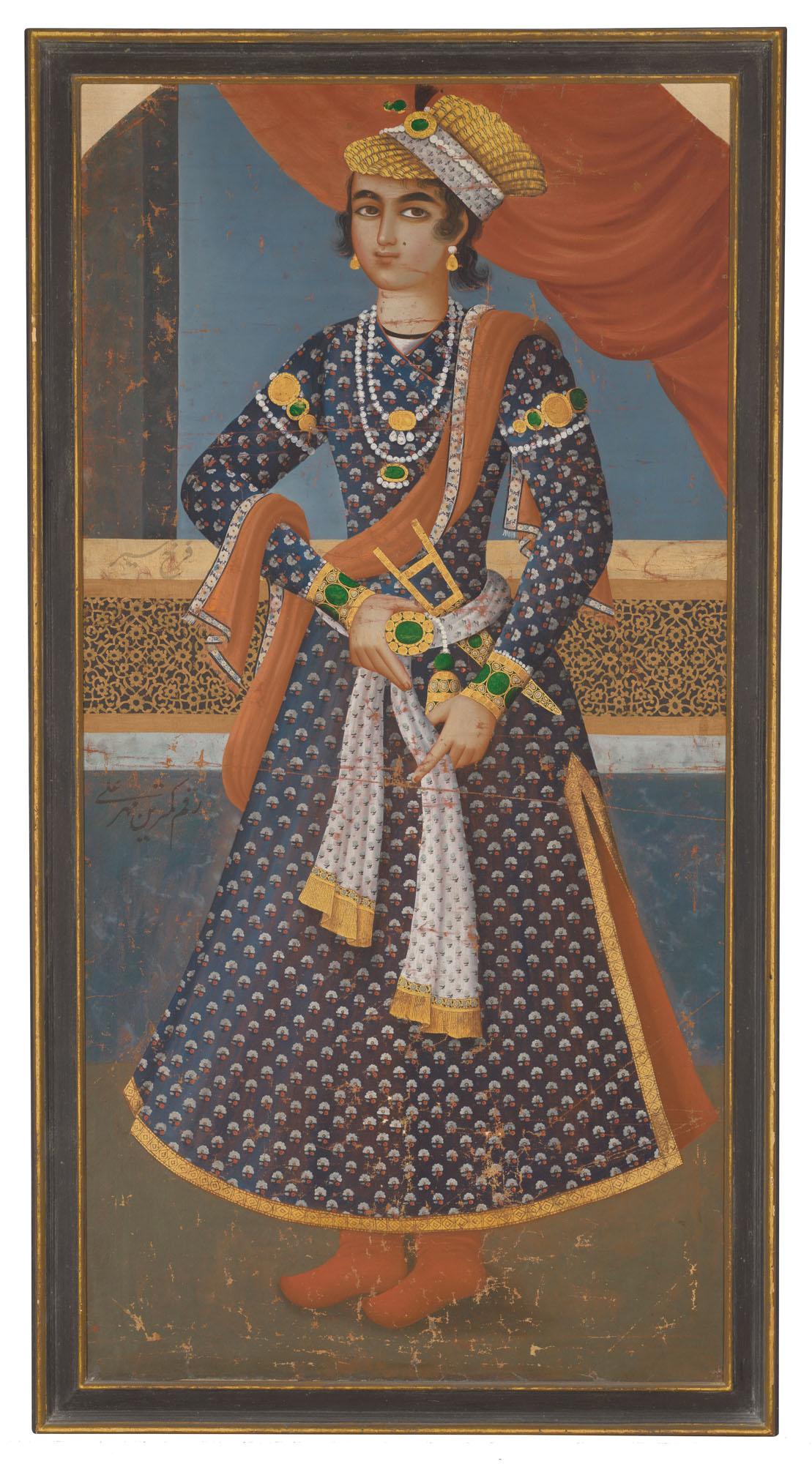 THE MUGHAL EMPEROR FARRUKH SIYAR