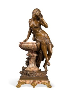 MATHURIN MOREAU (FRENCH, 1822-1912)