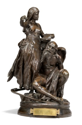 AUGUSTE PARIS (FRENCH, 1850-1915)