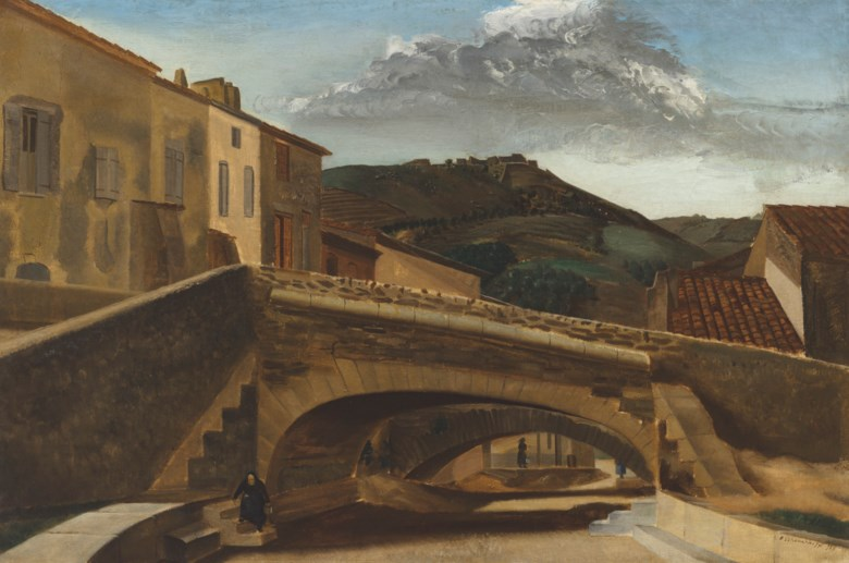 Vasilii Shukhaev (1887-1973), Les Ponts (Collioure), 1927. Oil on canvas. 21¼ x 31⅝ in (53.7 x 80.4 cm). Estimate £50,000-70,000. Offered in Russian Art on 7 June 2021 at Christie's in London