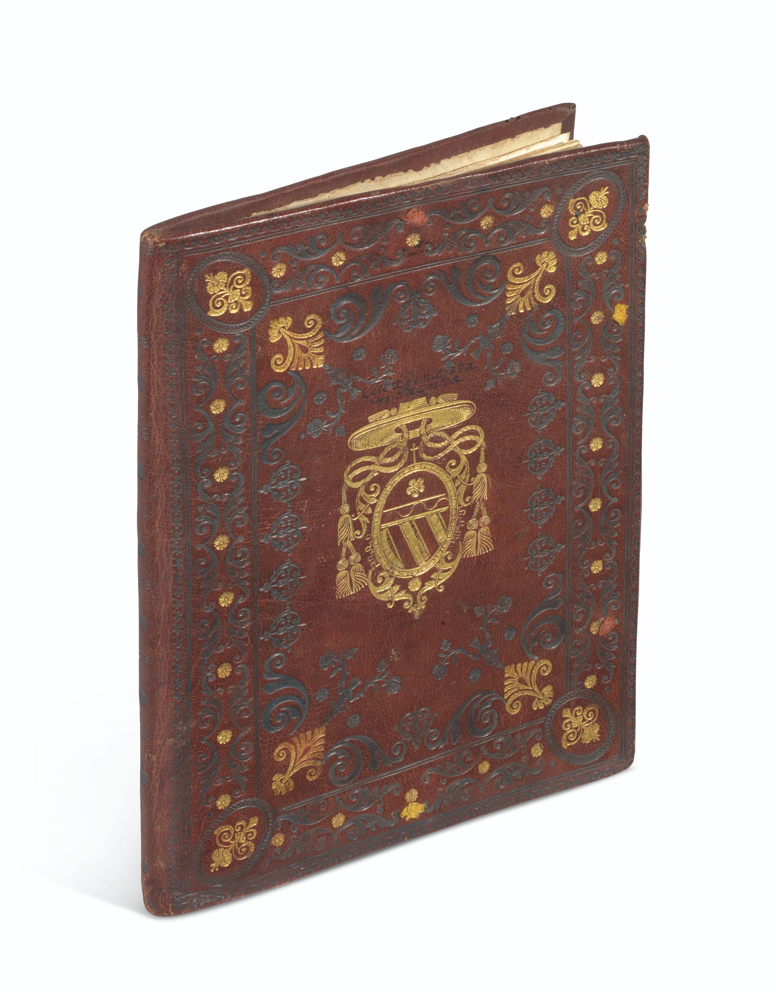 Honorary citizenship of Faenza, granted to Ferdinando, Paolo Giordano, Virginio and Francesco Orsini and their heirs, in Latin, illuminated manuscript on vellum, Faenza, 1621