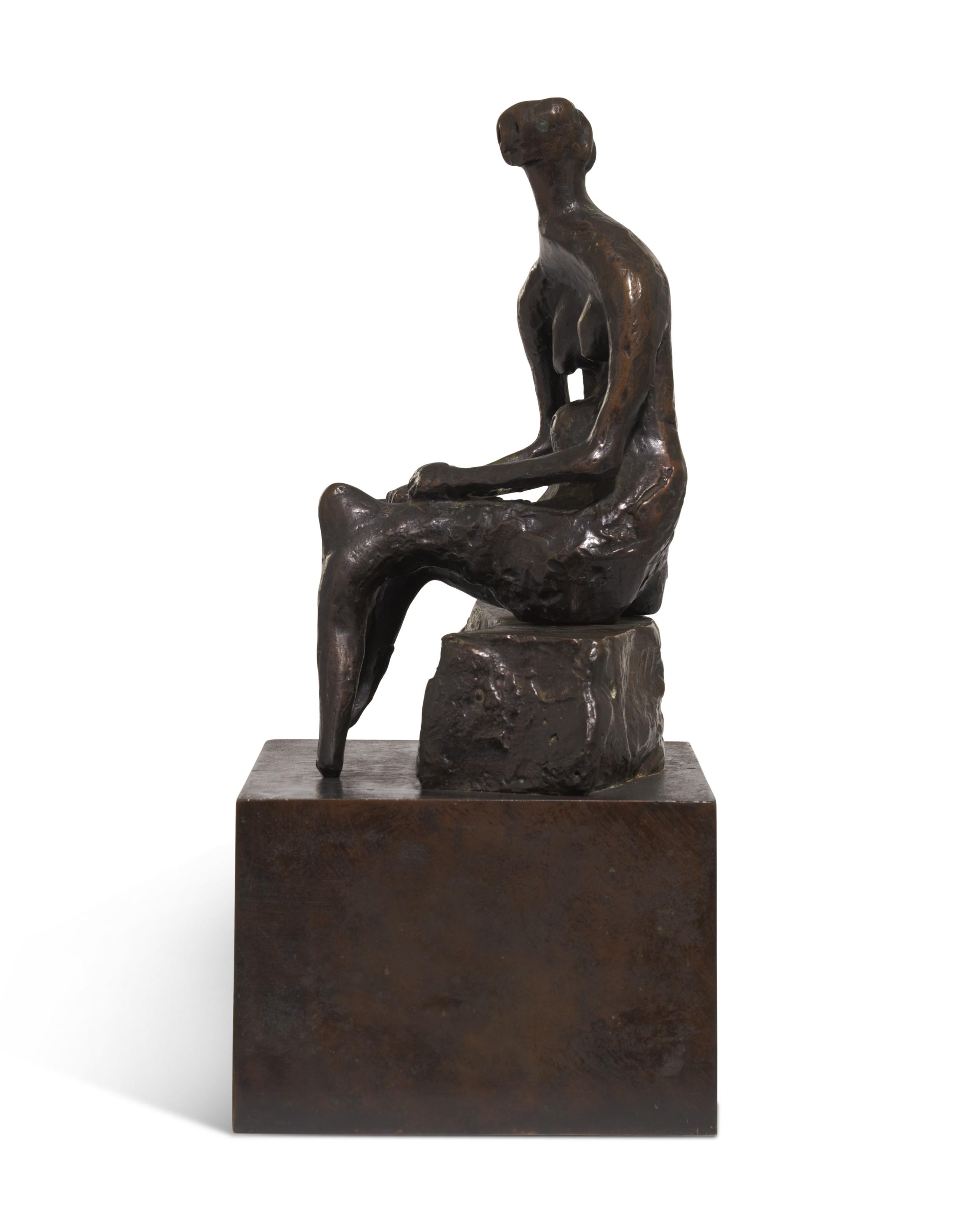 Henry Moore, O.M., C.H., (1898-1986)