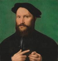 JOOS VAN CLEVE (KLEEF 1485-154