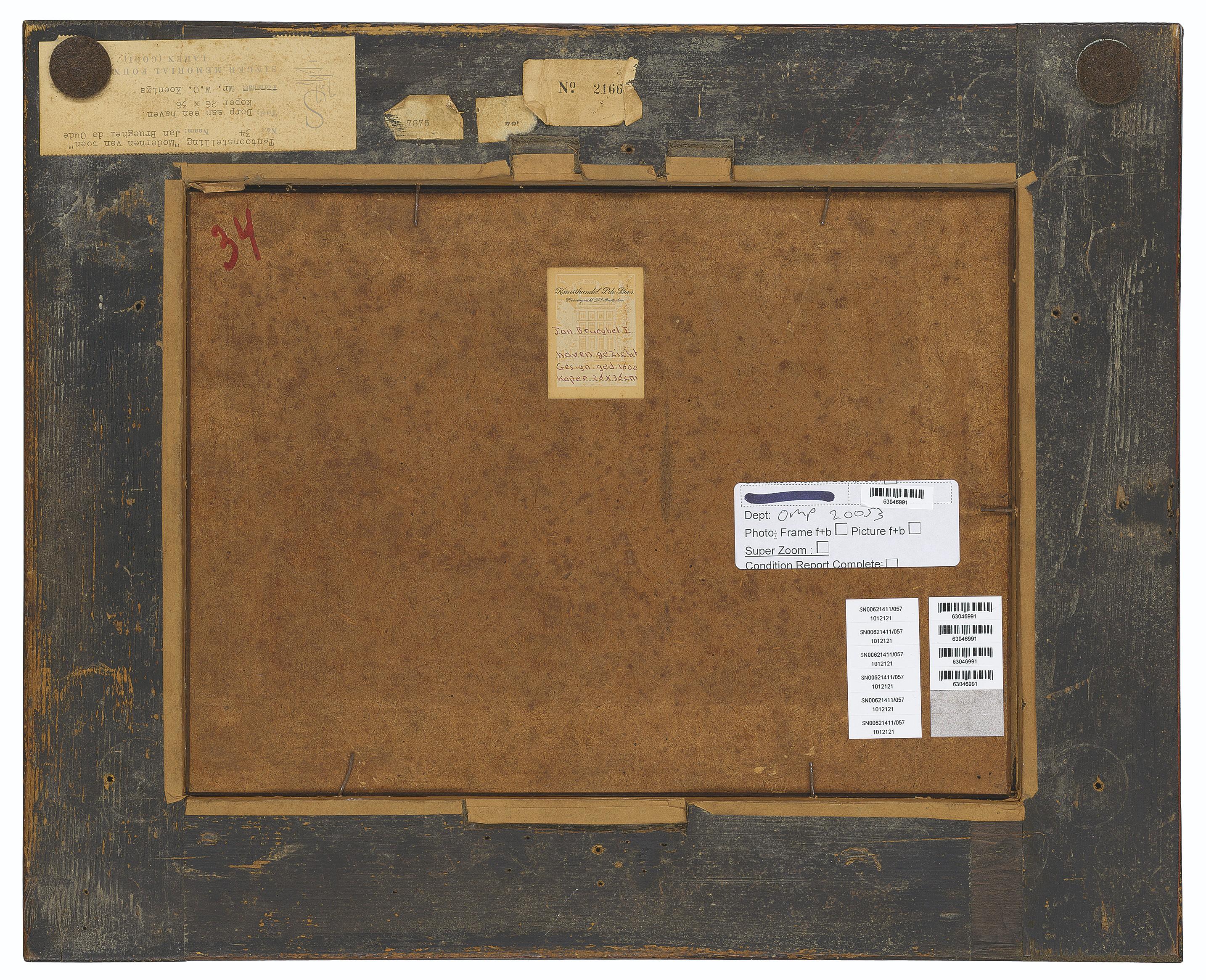 ATTRIBUTED TO JAN BREUGHEL, THE ELDER (BRUSSELS 1568-1625 ANTWERP)
