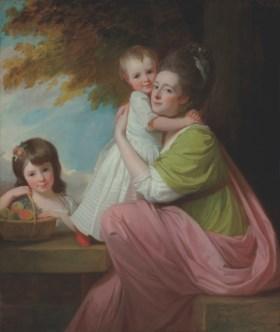 GEORGE ROMNEY (DALTON-IN-FURNESS 1734-1802 KENDAL)