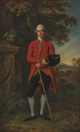 SIR NATHANIEL DANCE (LONDON 1735-1811 WINCHESTER)