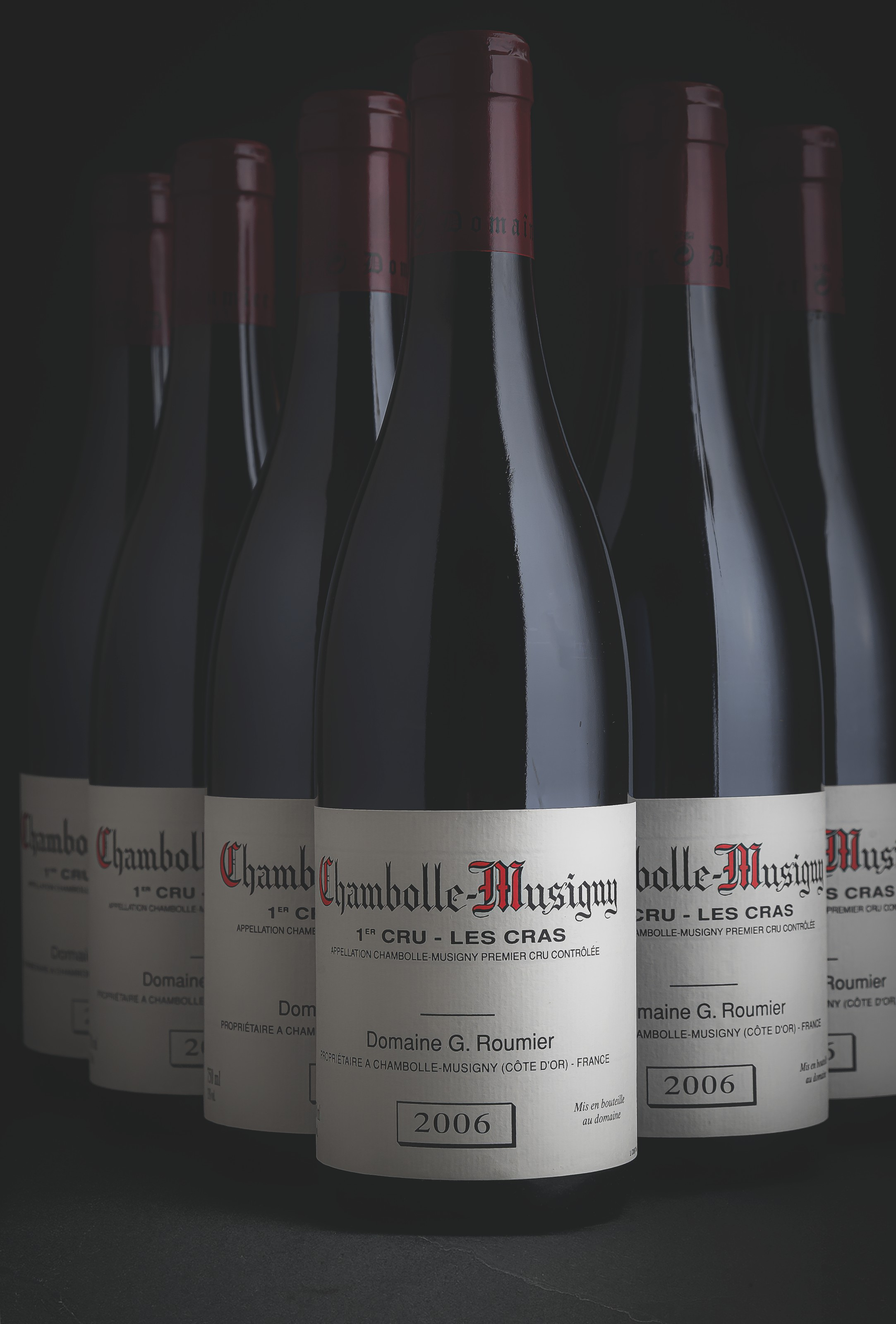 Roumier, Chambolle Musigny Les Cras 2006 , 2006