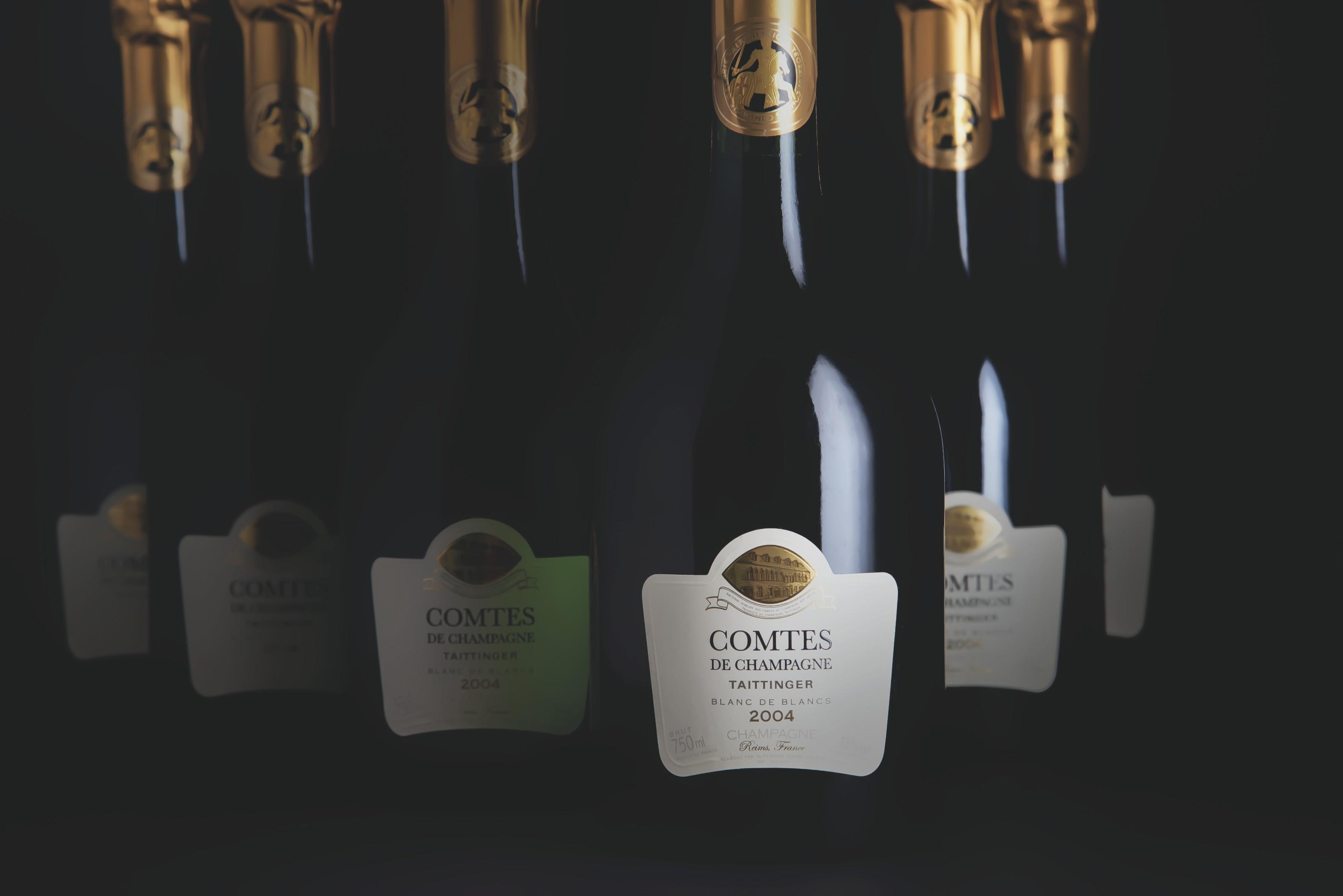 Taittinger Comtes de Champagne Blanc de Blancs 2004 , 2004