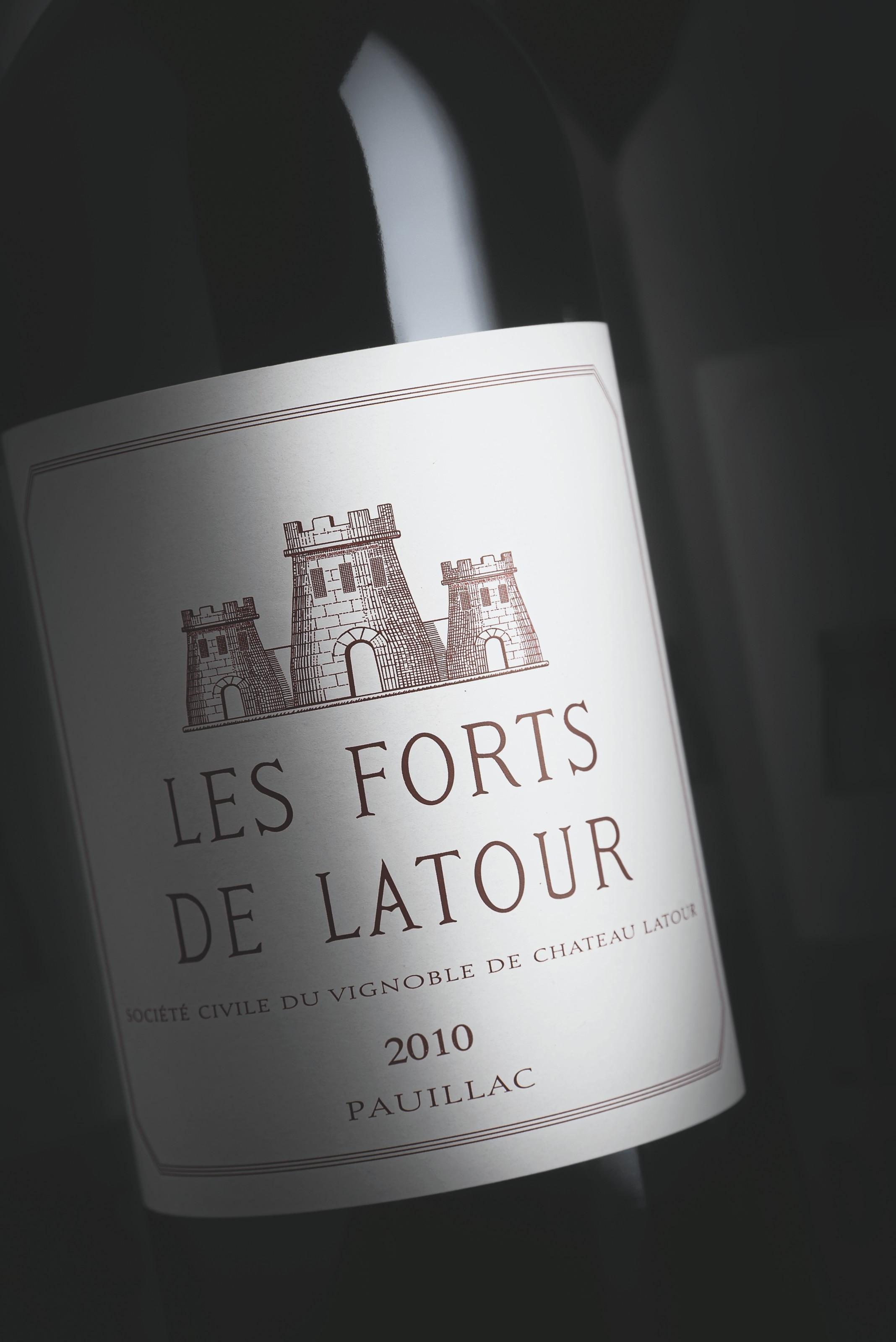 Les Forts de Latour 2010
