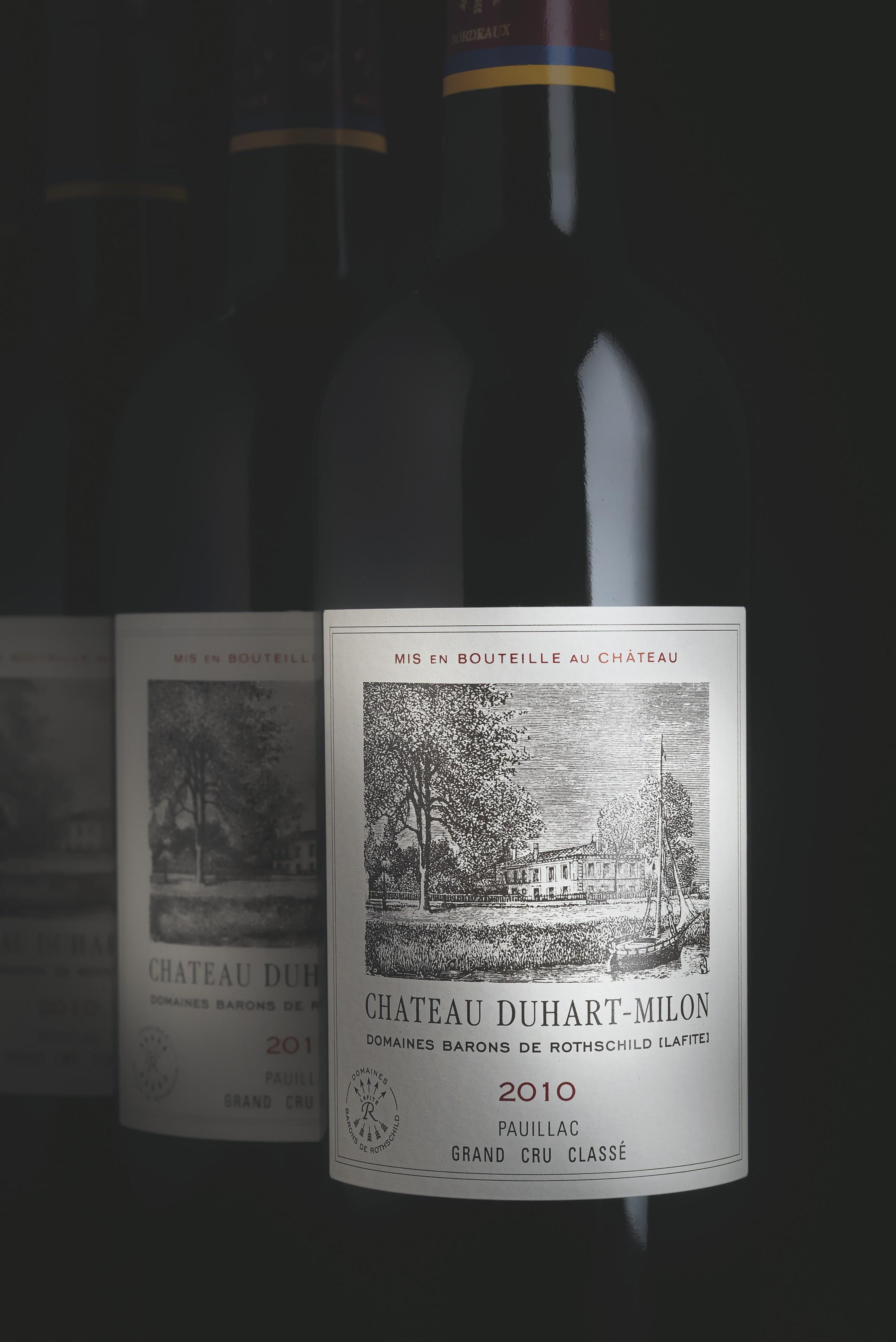 Château Duhart-Milon 2010