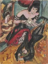 Pantomime Reimann: Die Rache der Tänzerin