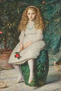Nina, daughter of Frederick Lehmann, Esq.