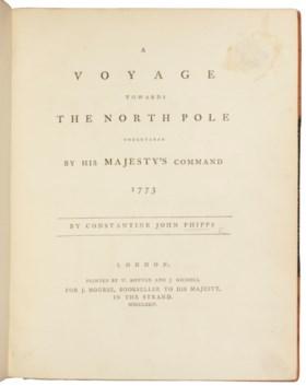 Constantine John Phipps (1744-1792)