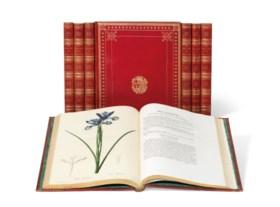 REDOUTÉ, Pierre-Joseph (1759-1840) Les Liliacées Text by Aug