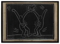 New: KEITH HARING (1958-1990)