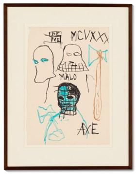 New: JEAN-MICHEL BASQUIAT (1960-1988)
