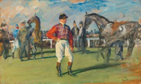 Sir Alfred James Munnings, P.R.A., R.W.S. (1878-1959)