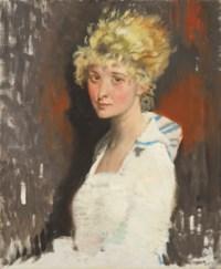 The Artist's Model, Yvonne