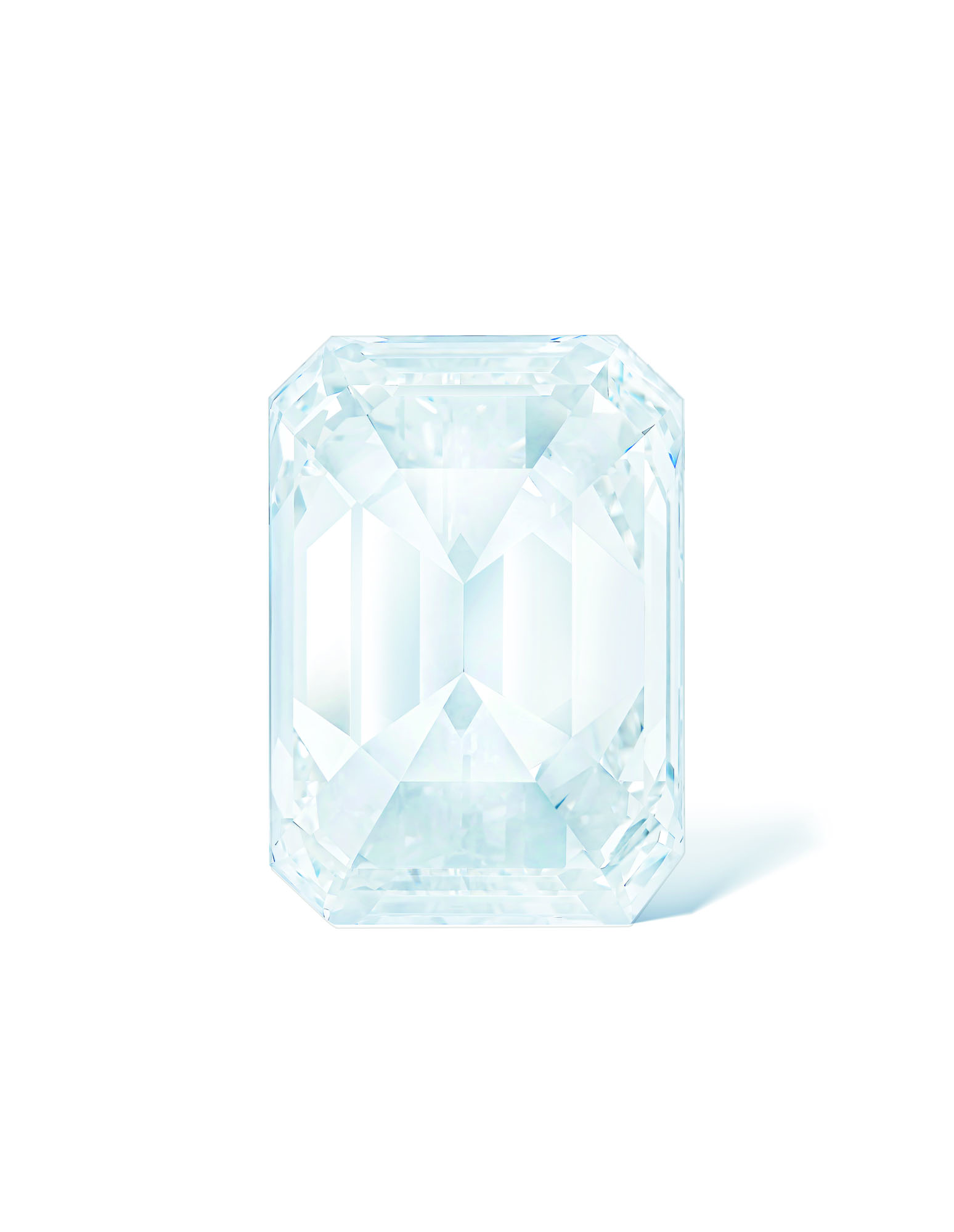 THE SPECTACLE A MAGNIFICENT UNMOUNTED DIAMOND