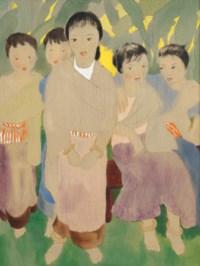 Enfants de Luang-Prabang (Children from Luang-Prabang)
