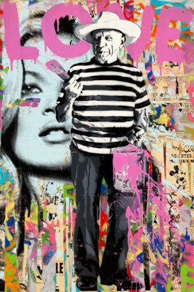 MR BRAINWASH (B. 1966)