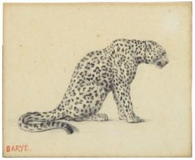 ANTOINE-LOUIS BARYE (Paris 1796-1875)