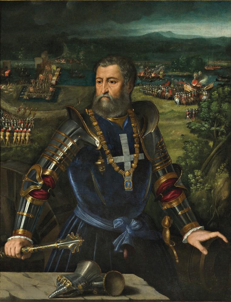 GIOVANNI FRANCESCO DI NICCOLÒ DI LUTERI, CALLED DOSSO DOSSI (TRAMUSCHIO [MIRANDOLA] C. 1486-1541/2 FERRARA)
