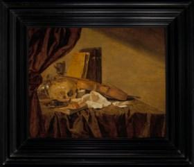 JACQUES DE CLAEUW (DORDRECHT 1623-1694 LEIDEN)