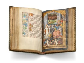 The Master of Cardinal de Bourbon (active final decades 15th