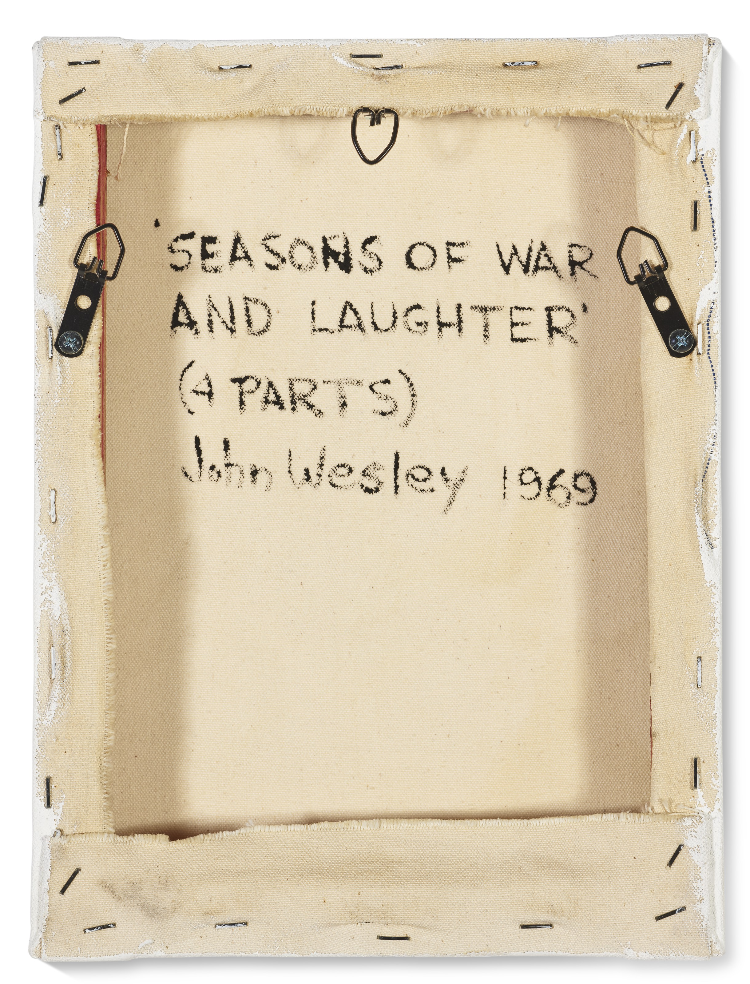 John Wesley (b. 1928)