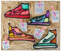 Sneakers + Capri Sun