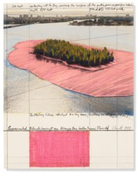 Christo (1935-2020) and Jeanne