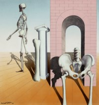 Human Bone Structure Compared with Architectural Structures